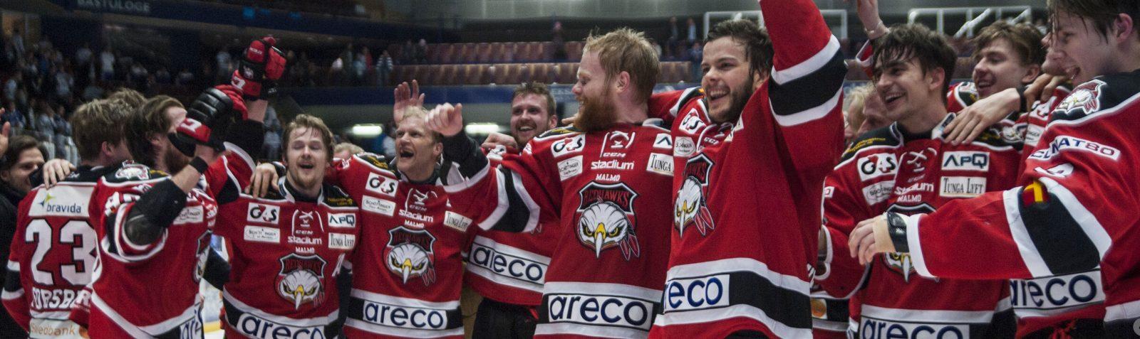 Malmö Redhawks har inlett samarbete med medicintekniskt företag