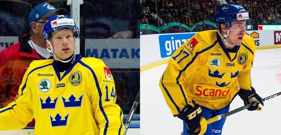 VM: Spelarna som får lämna Tre Kronor