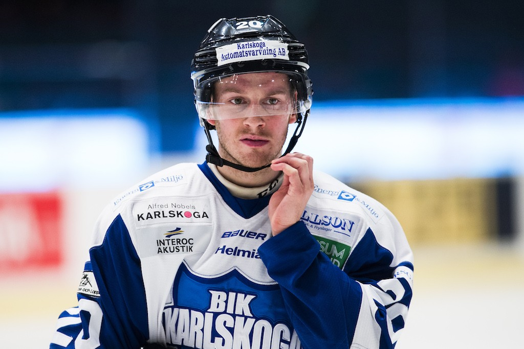 LIIGA: HIFK-svensken vald till månadens spelare