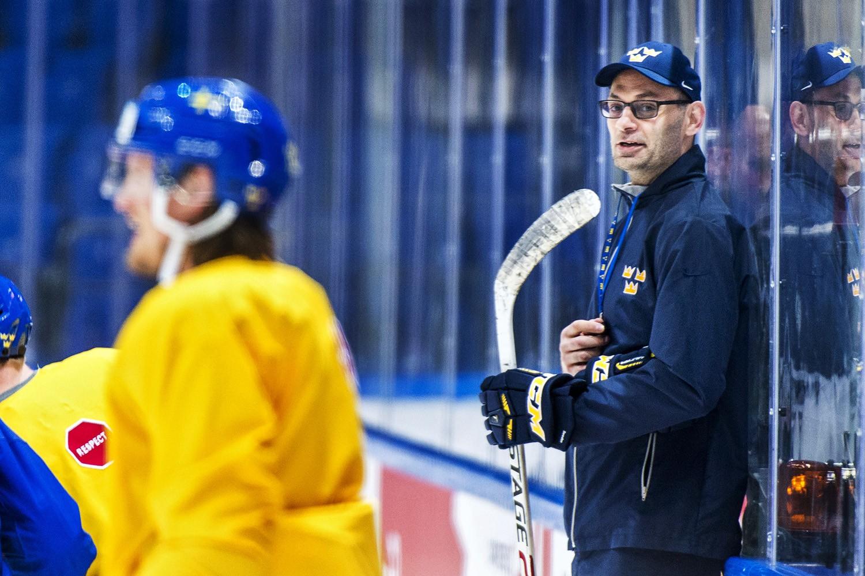Popovic om förberedelserna och NHL-läget inför VM
