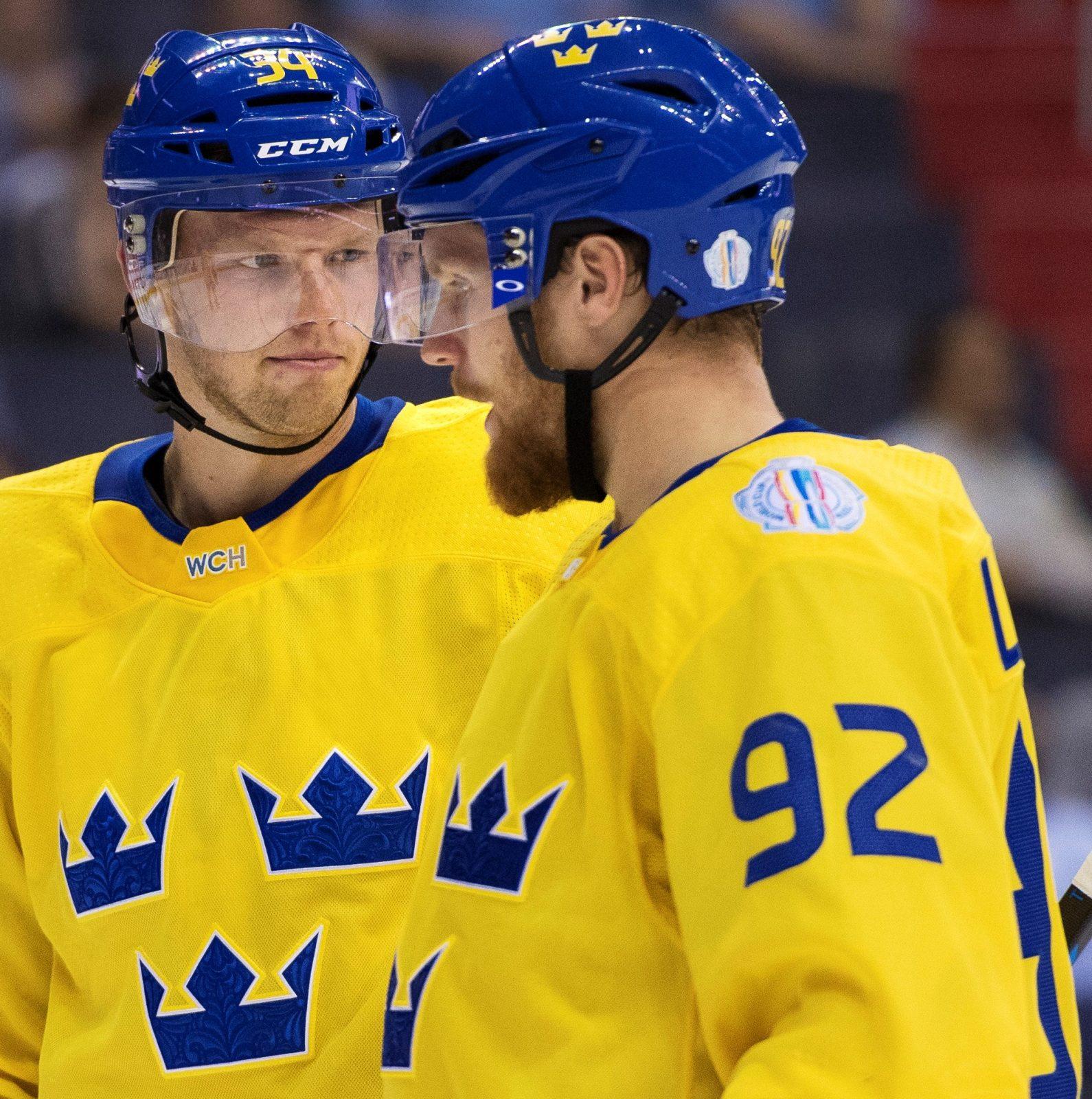 Glädjebeskedet: NHL-trio till VM