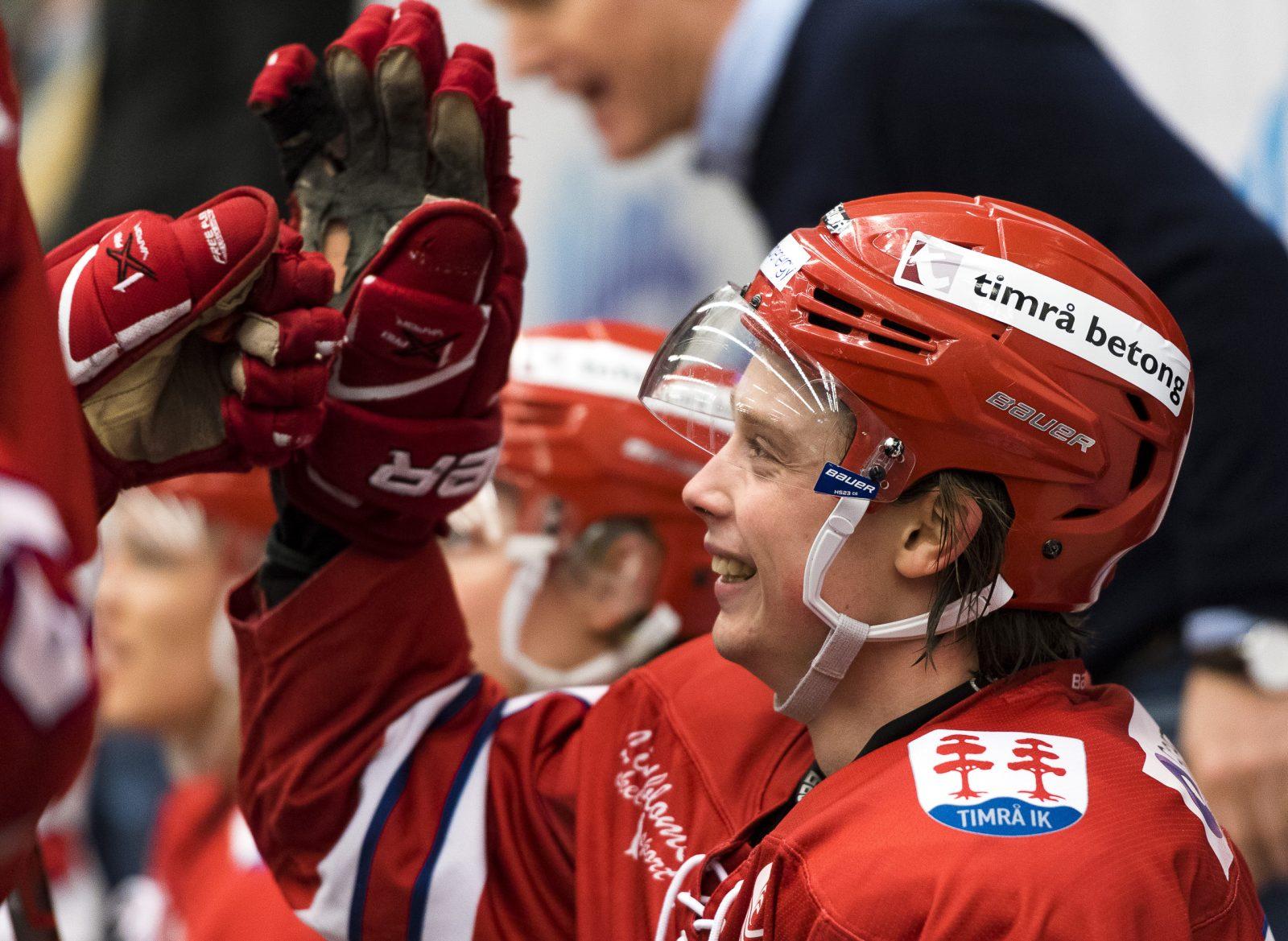 Supertalangen skriver NHL-kontrakt