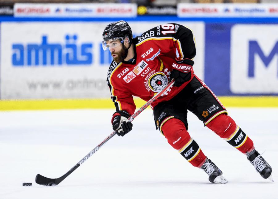 Kan återvända till HockeyAllsvenskan – har erbjudanden utomlands