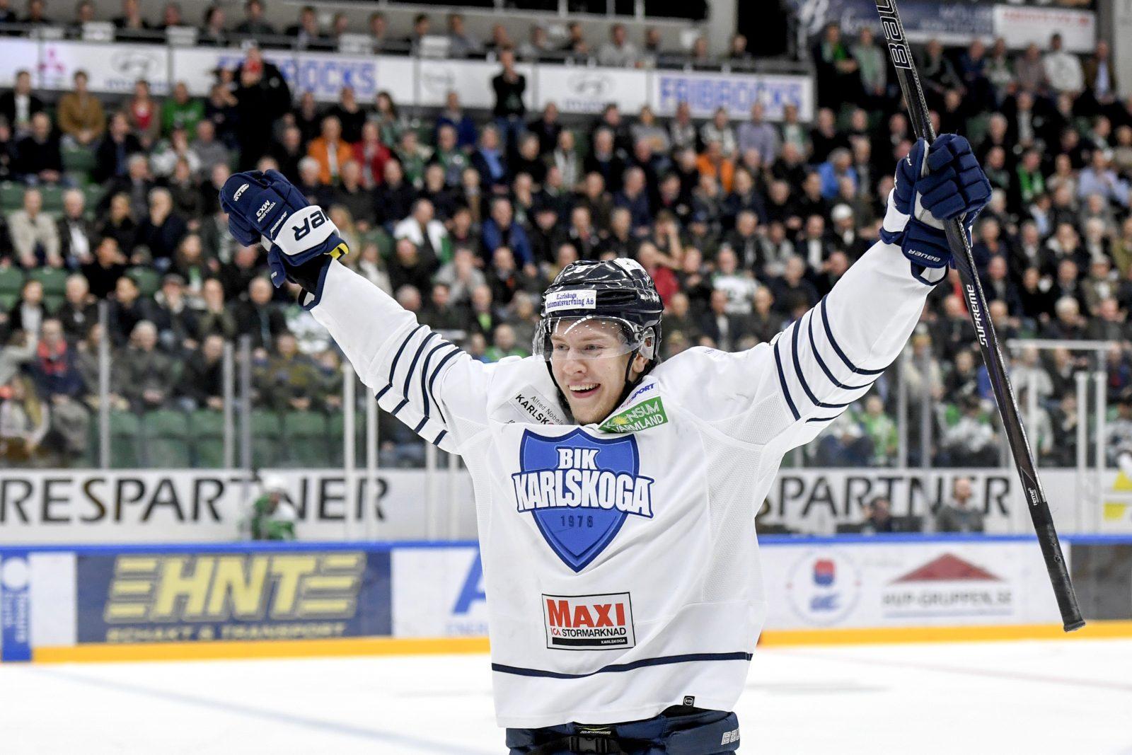 Uppgifter: Ejdsell klar för NHL-klubb – men kan lånas ut till HV71