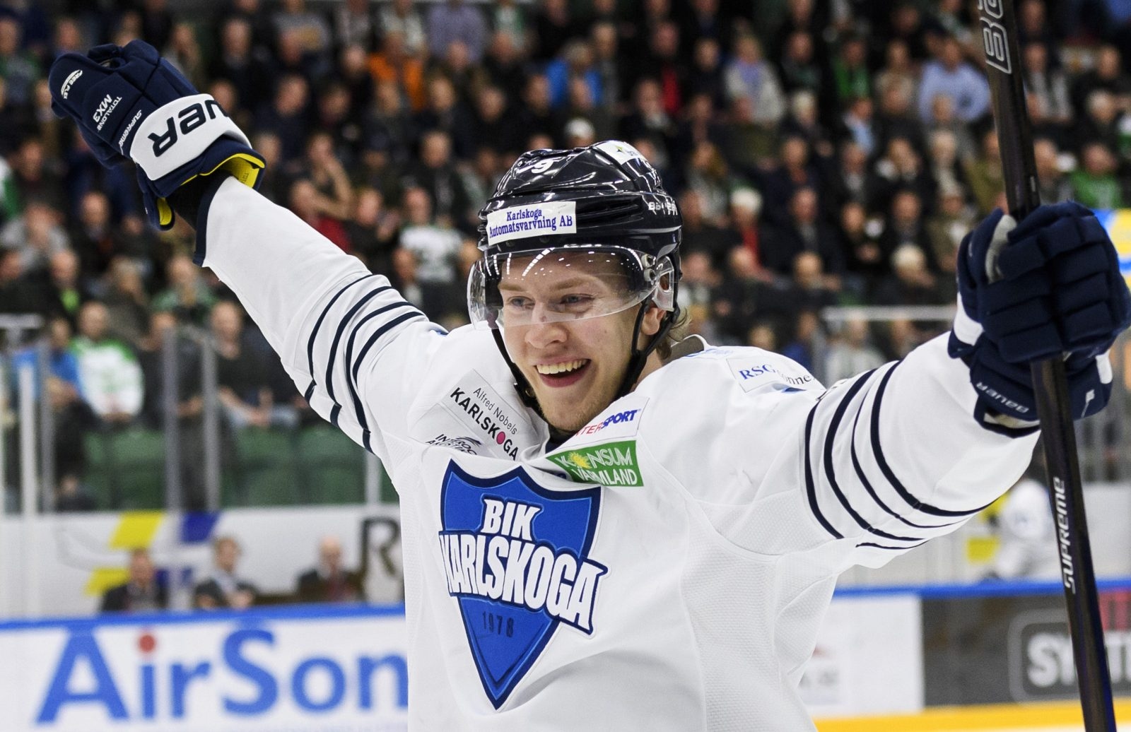 KLART: Ejdsell har skrivit NHL-kontrakt