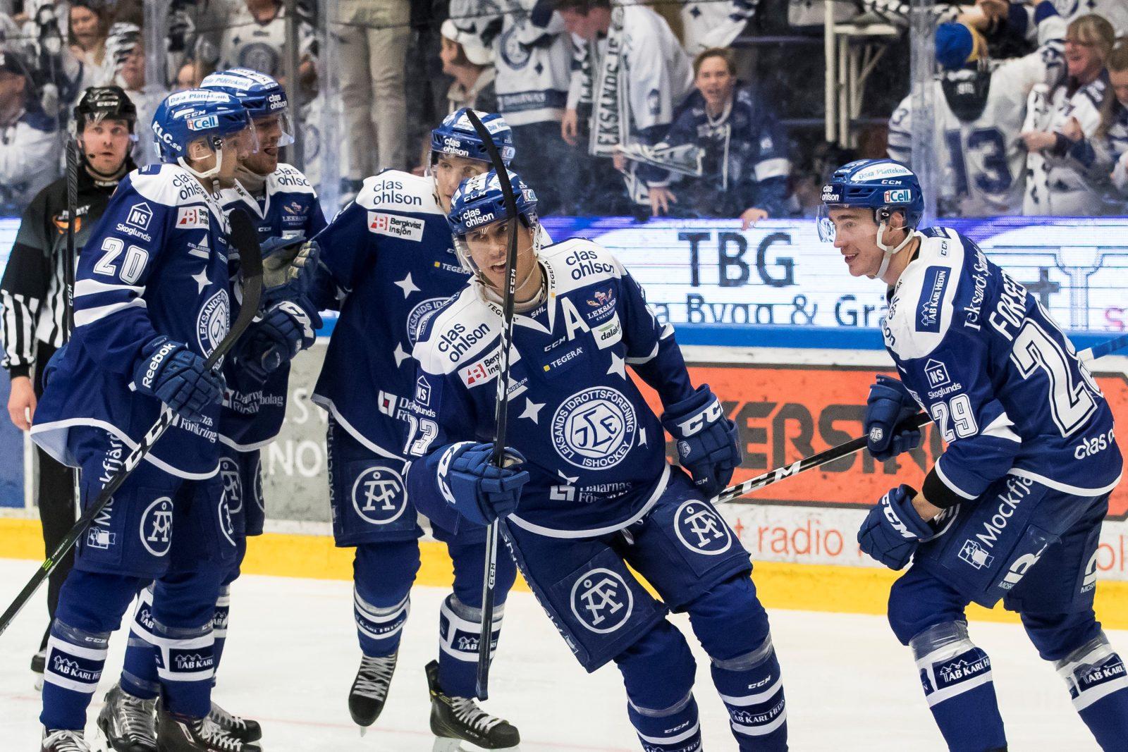 COMSTEDT: Så slutar Hockeyallsvenskan 2017/2018