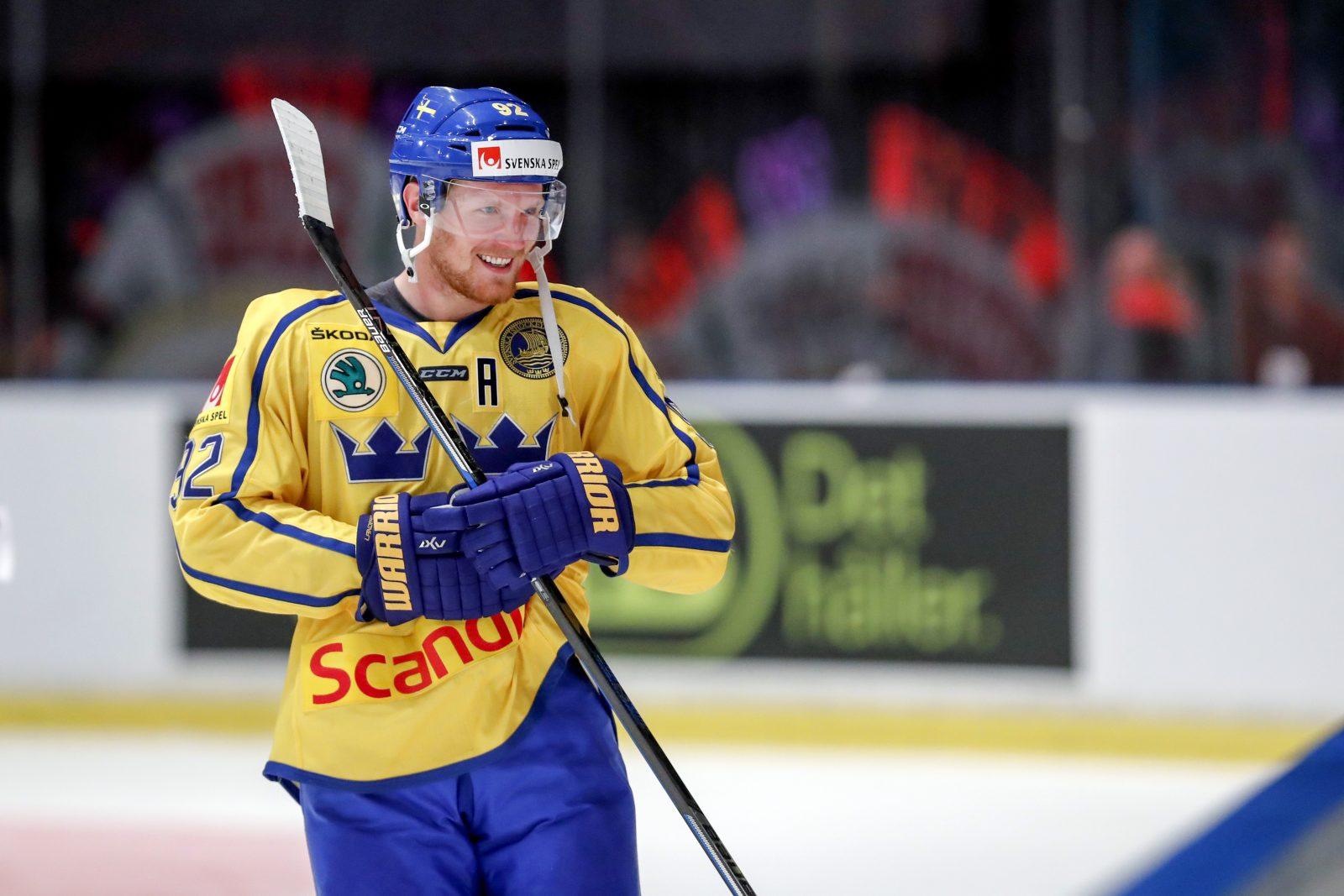 """Landeskog har målet klart: """"Ska tillbaka till Kungsan"""""""