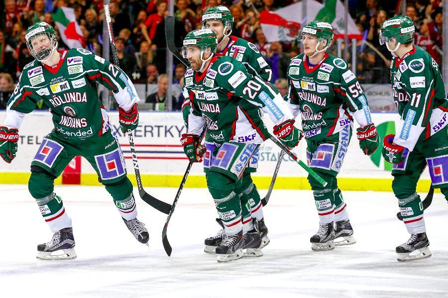 Matchboll väntar på onsdag – Frölunda nollade Brynäs