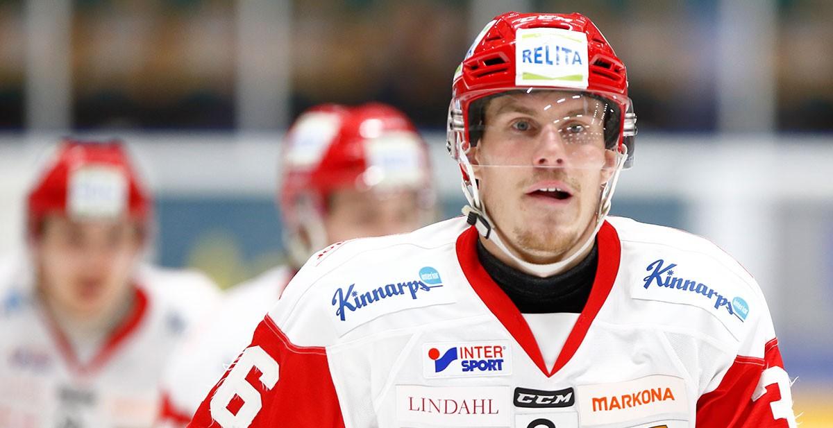 KLART: Brynäslegendarens son har skrivit tvåårskontrakt med SHL-klubb