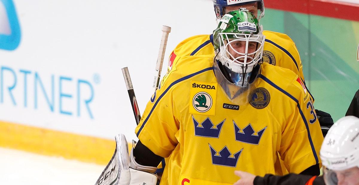 LIVE: Följ Tre Kronor mot Lettland från Scaniarinken