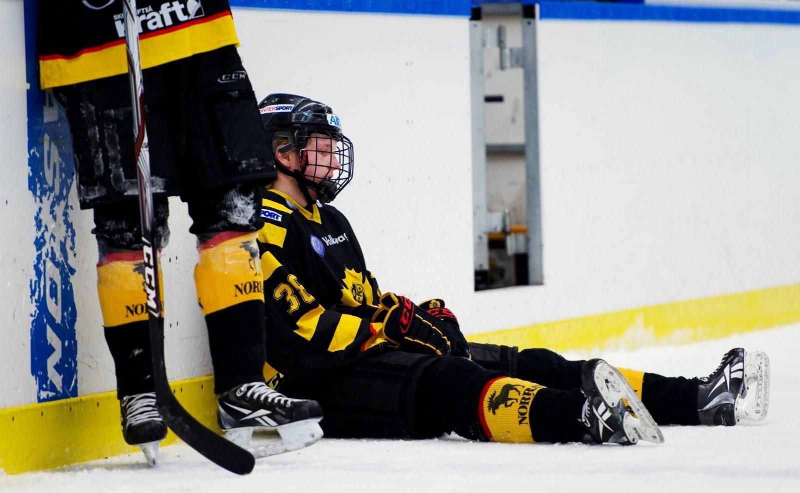 Talang på tryout till HockeyAllsvenskan