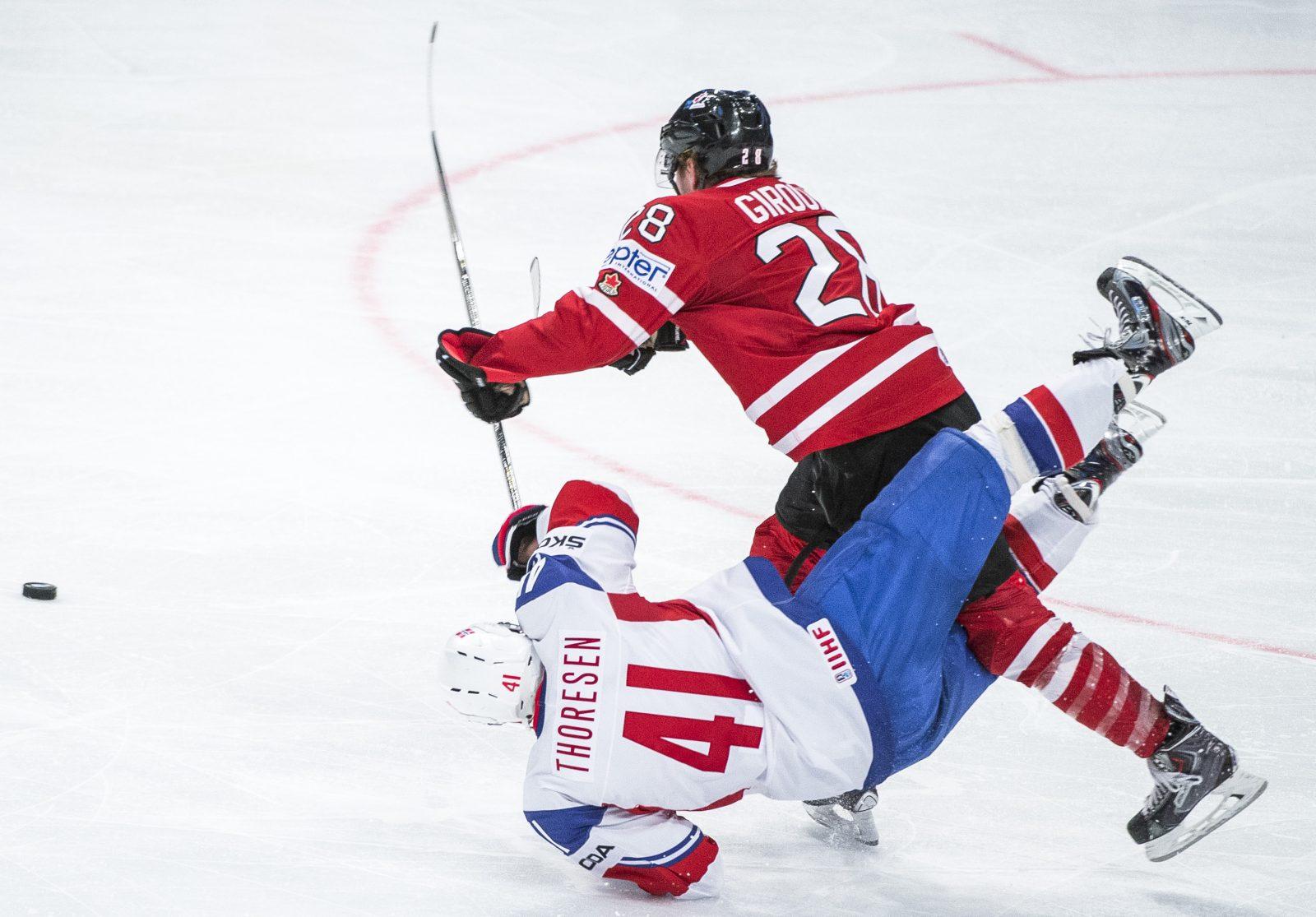Tufft för Norge efter storförlust mot Kanada