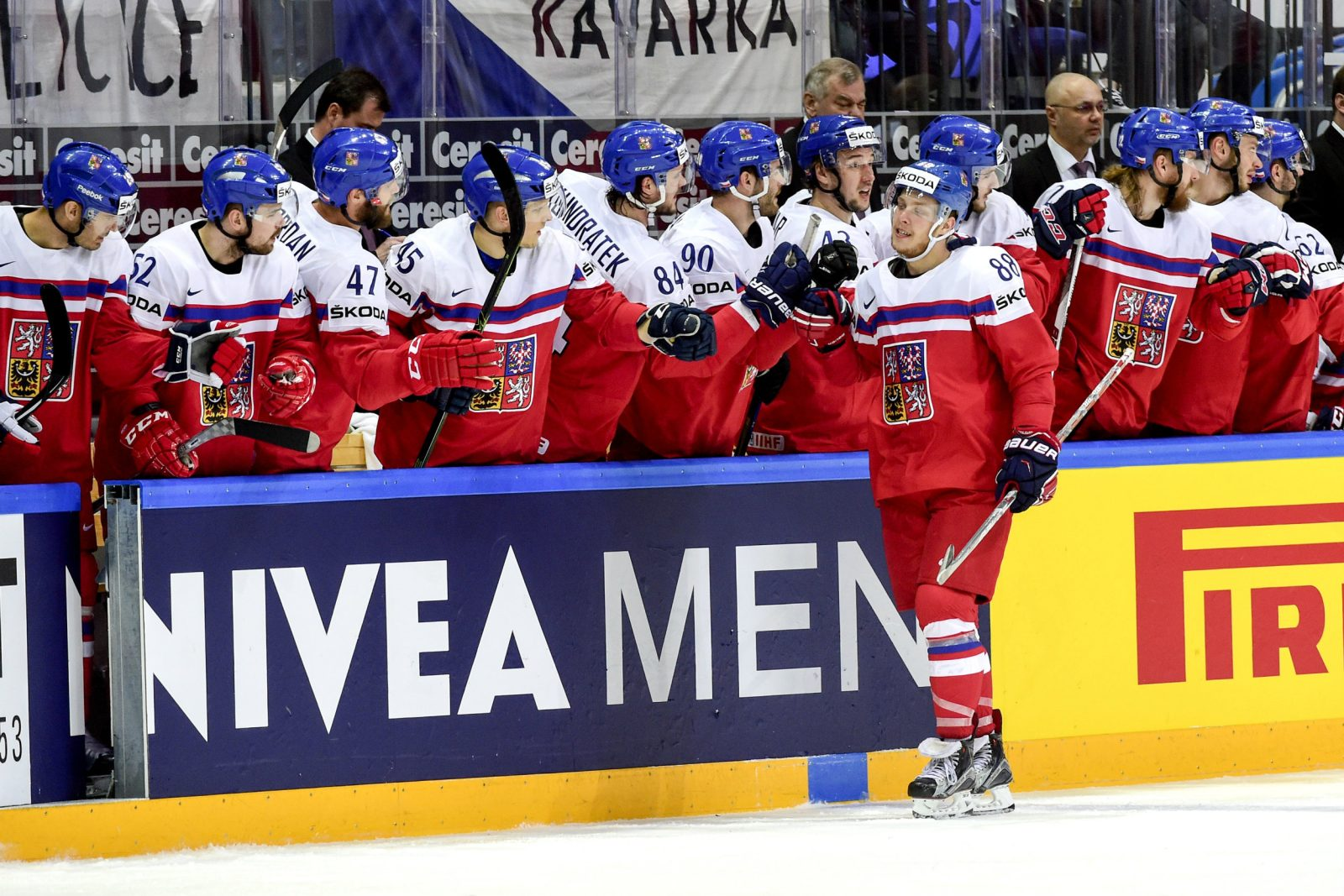 Tjeckien avfärdar motståndet