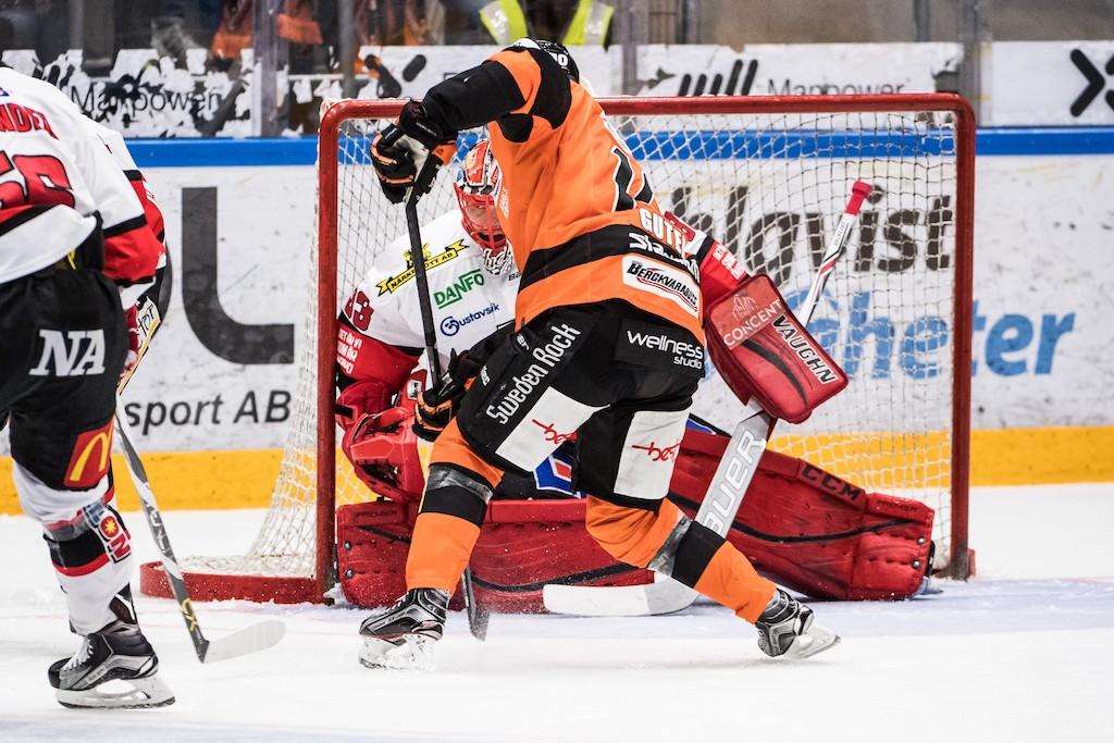 Uppgifter: Karlskronas målkung på väg bort – ryktas till KHL