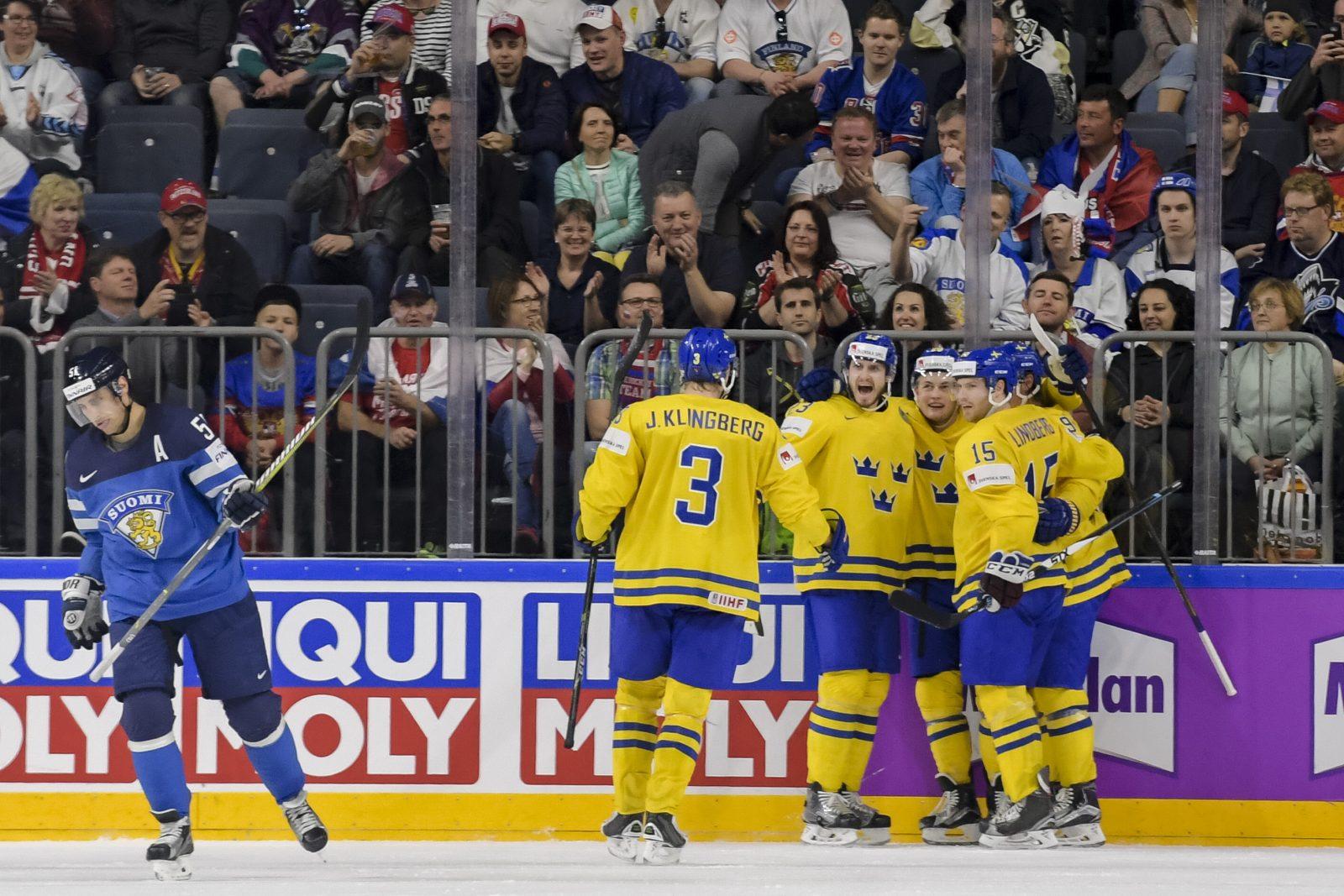 Tre Kronor vann grannfejden – nu väntar drömfinal