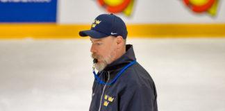 Förbundskaptenen i Tre Kronor har kontakt med NHL