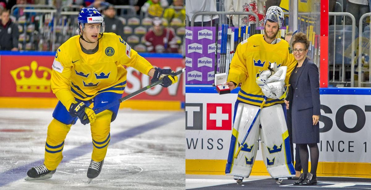 VM-TV: Holm och Läck om första VM-matchen