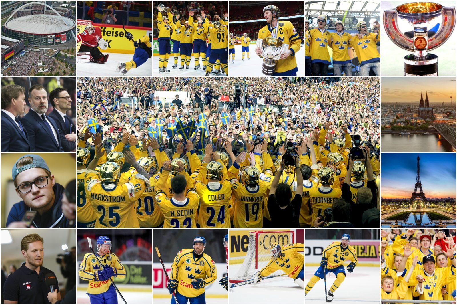 KRÖNIKA: Det är dags nu, Sverige!