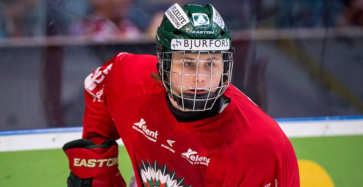 WHL-spelaren vänder hem till Hockeyallsvenskan
