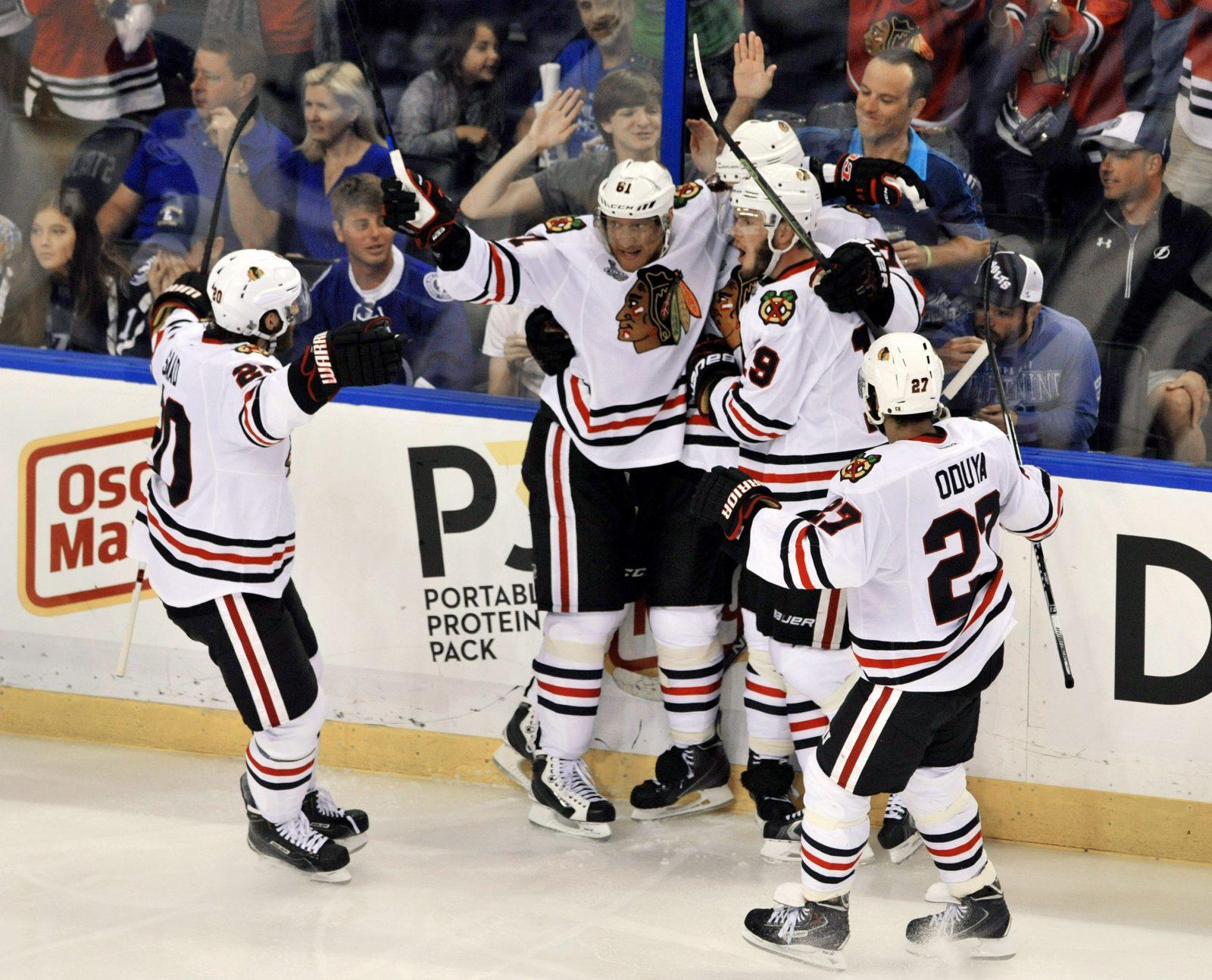 UNIK INBLICK: Så jobbar klubbarna inför NHL-draften