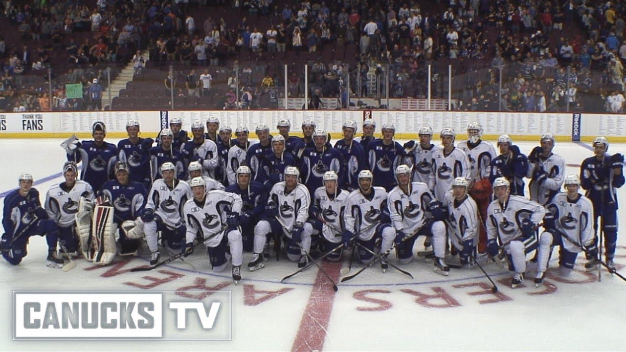 TV: Svensk uppvisning på NHL-campen