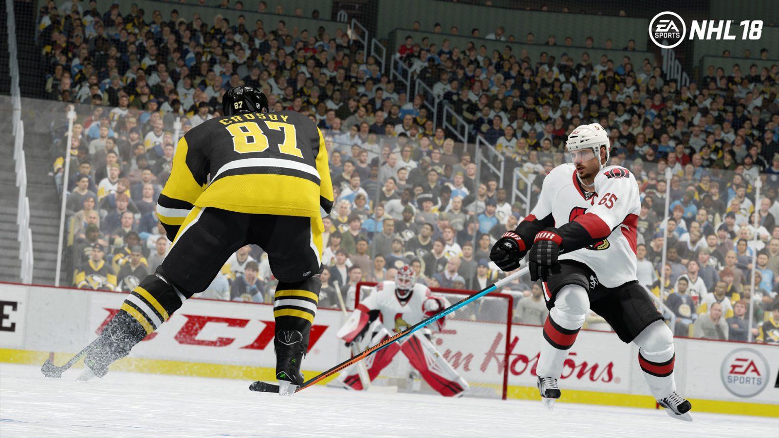 TÄVLING: Vinn NHL18 till din konsol