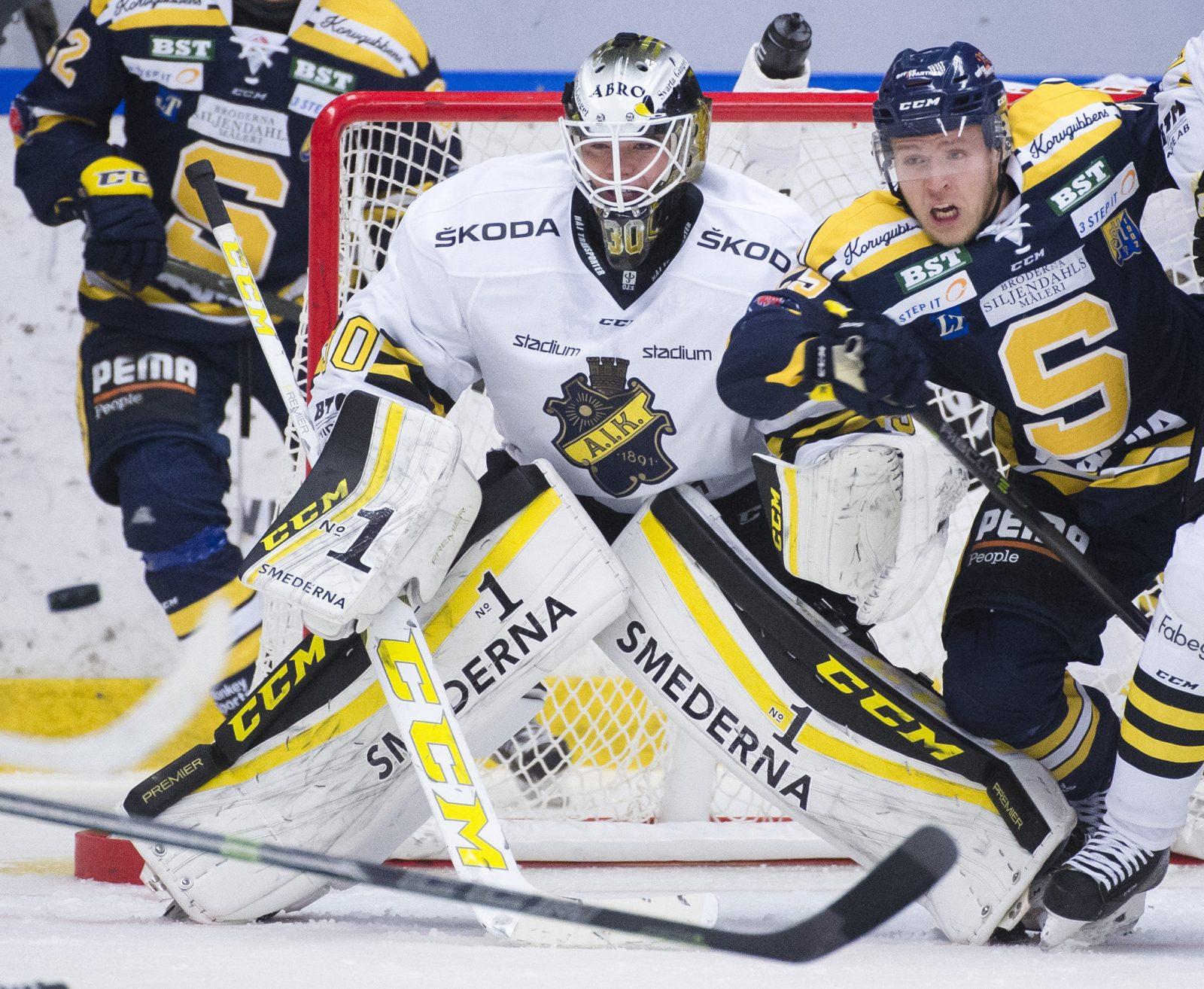 Fem punkter: Södertälje–AIK