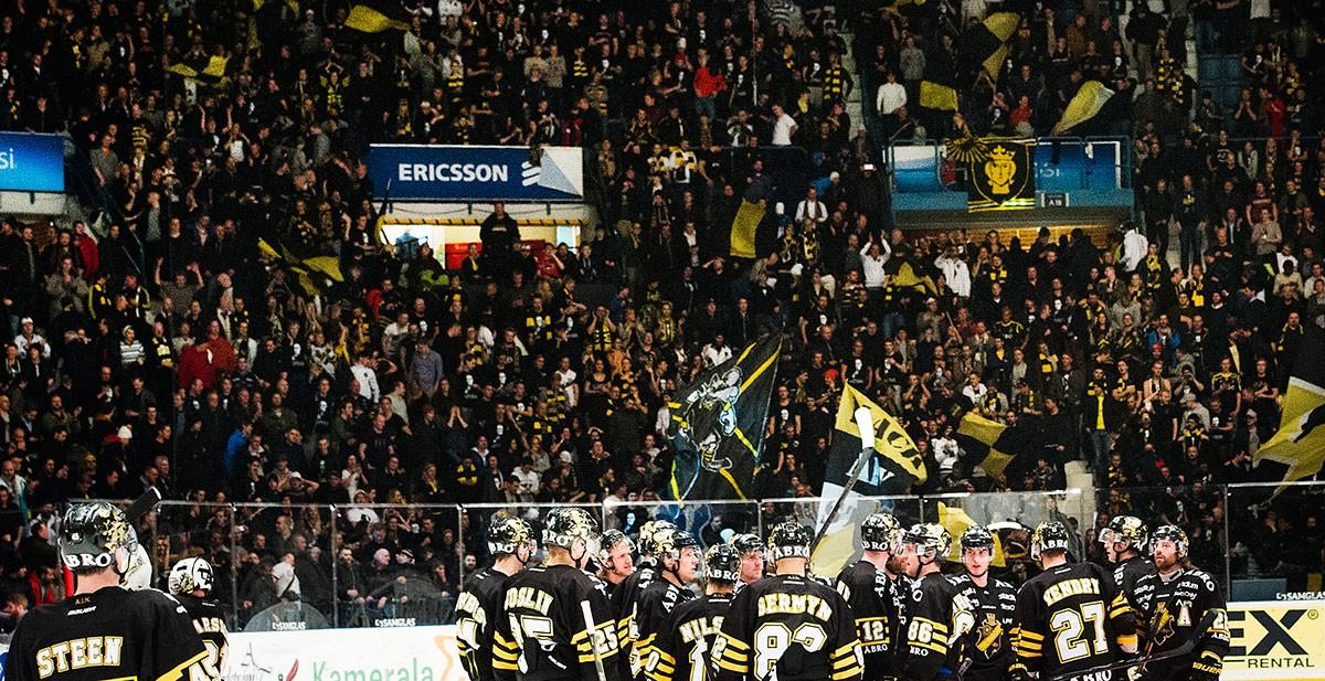 LISTA: Veckans lag HockeyAllsvenskan – vecka 42