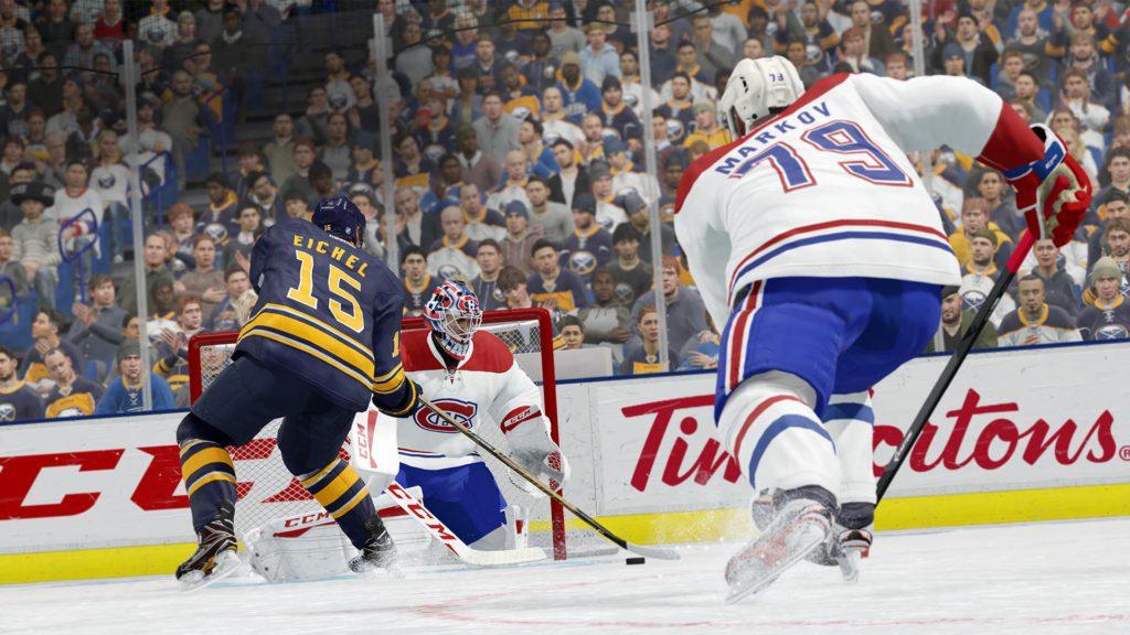 PERSSON: Så bra är NHL 18 – betyg och recension