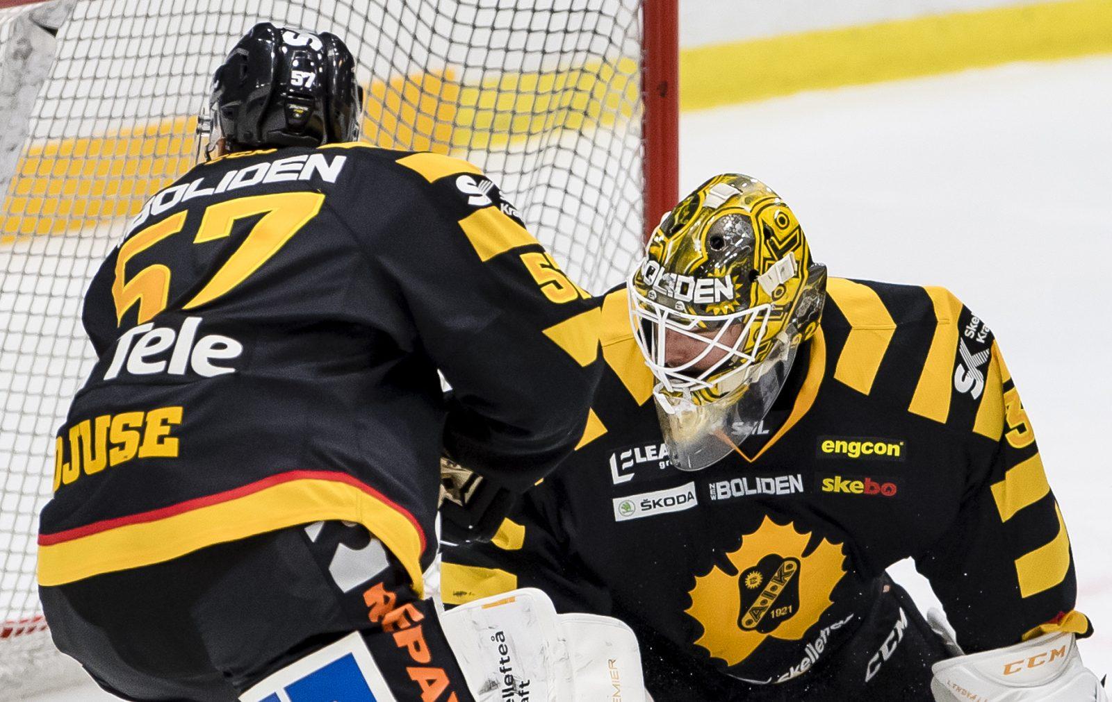 """De förlänger med Skellefteå: """"Blivit bättre och bättre"""""""