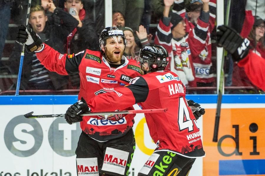 Malmö Redhawks sköna svit intakt – slog serieledaren