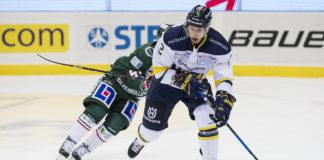 Kristofer Berglund är skadad och missar resten av säsongen