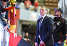 Tvillingarna återförenas - han blir ny tränare i Rögle