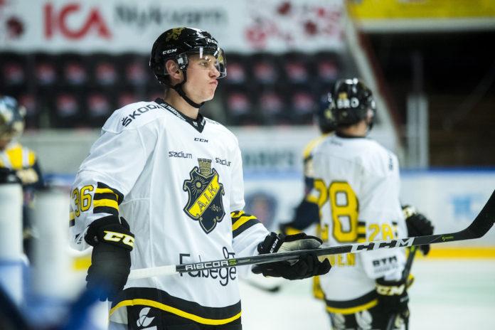 LISTA: Veckans lag i Hockeyallsvenskan - vecka 46