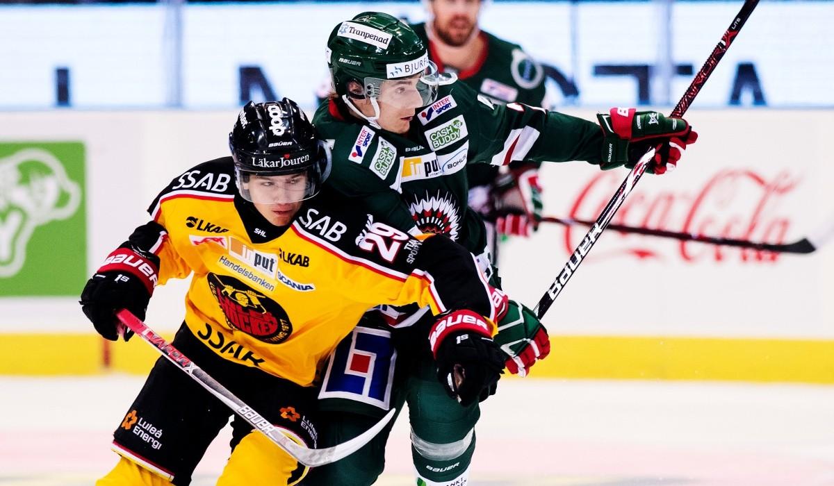 Talangen lånas ut till HockeyAllsvenskan
