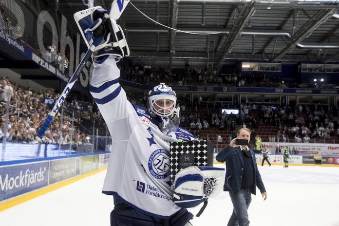 LISTA: Veckans lag i Hockeyallsvenskan - vecka 44