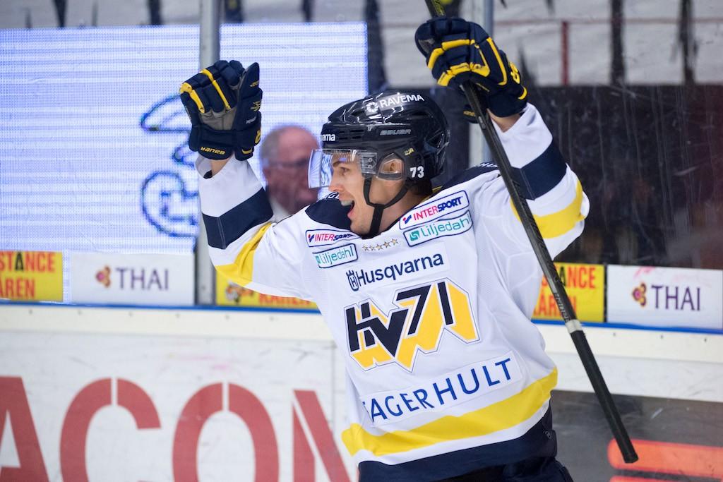 Wännström blev stor matchhjälte mot sitt gamla lag