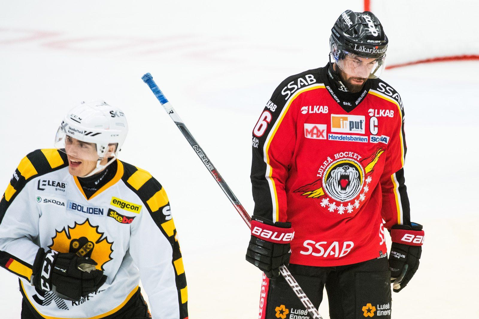 Luleå gav bort tre poäng till gästerna ikväll