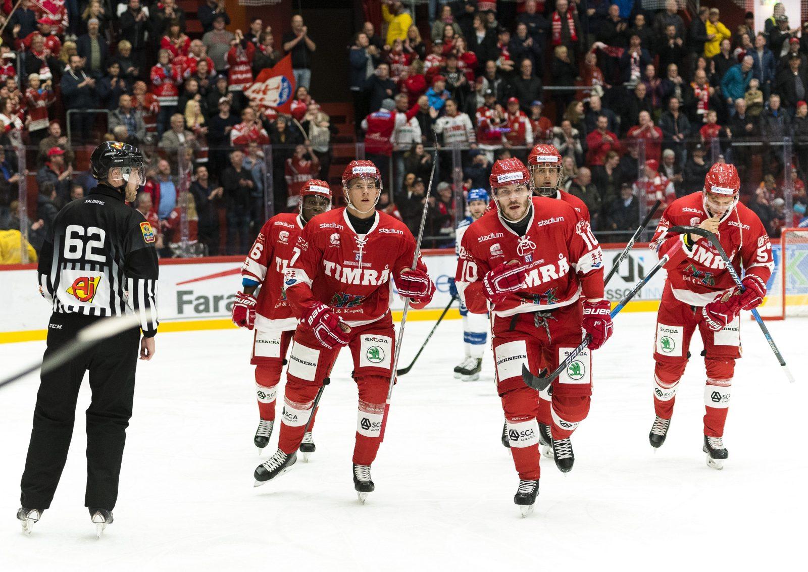 Johan Persson tillbaka till kvällens match