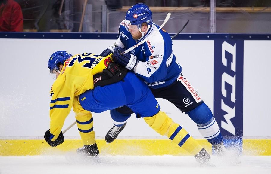 Rögle nära rutinerad back från KHL