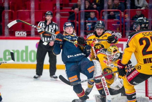 Bildspel: Djurgården - Luleå 1-2 (ef.str)