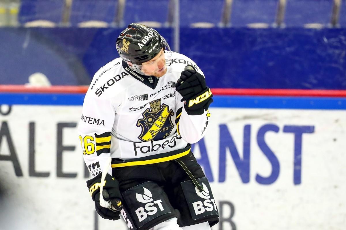 AIK-spelare skrev allsvensk historia