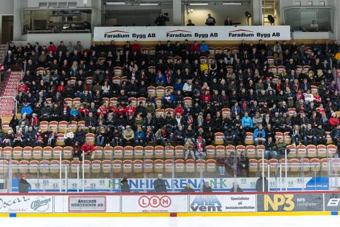 Hockeyallsvenskan vill nå en miljon besökare