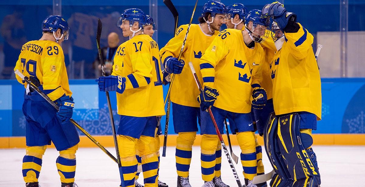OS: Så slipper Tre Kronor åttondelsfinal