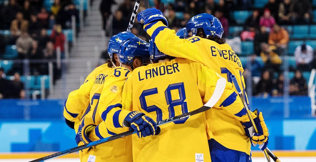 OS: Sveriges grupp dominerar stort – TV-tider för kvarts- och semifinaler