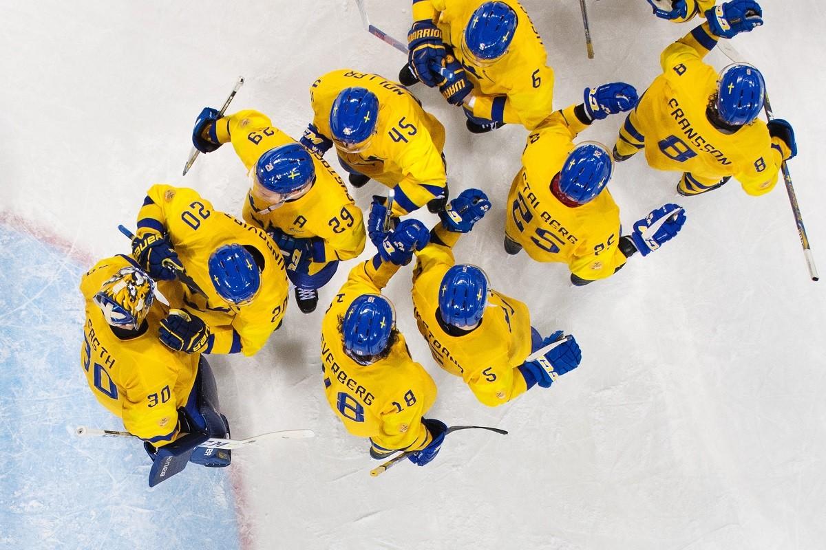 Klart för kvartsfinal – Tre Kronor vinner gruppen