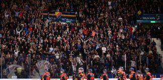 Djurgården vann kvartsfinal 3 mot Linköping med 4-3 Foto: Bildbyrån