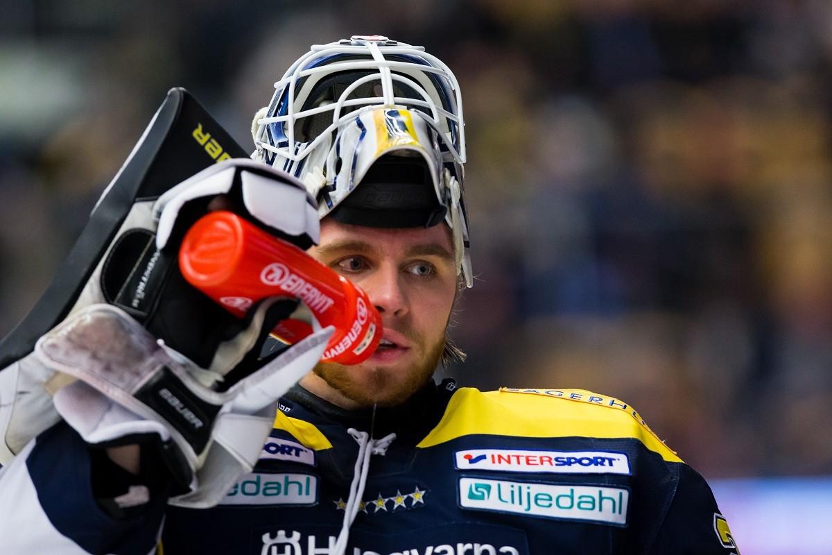BEKRÄFTAT: Målvaktstalangen lånas ut av NHL-klubben