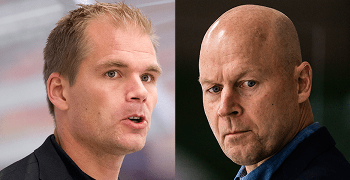 LIVESTUDION: Intervjuer direkt efter AIK-Almtuna