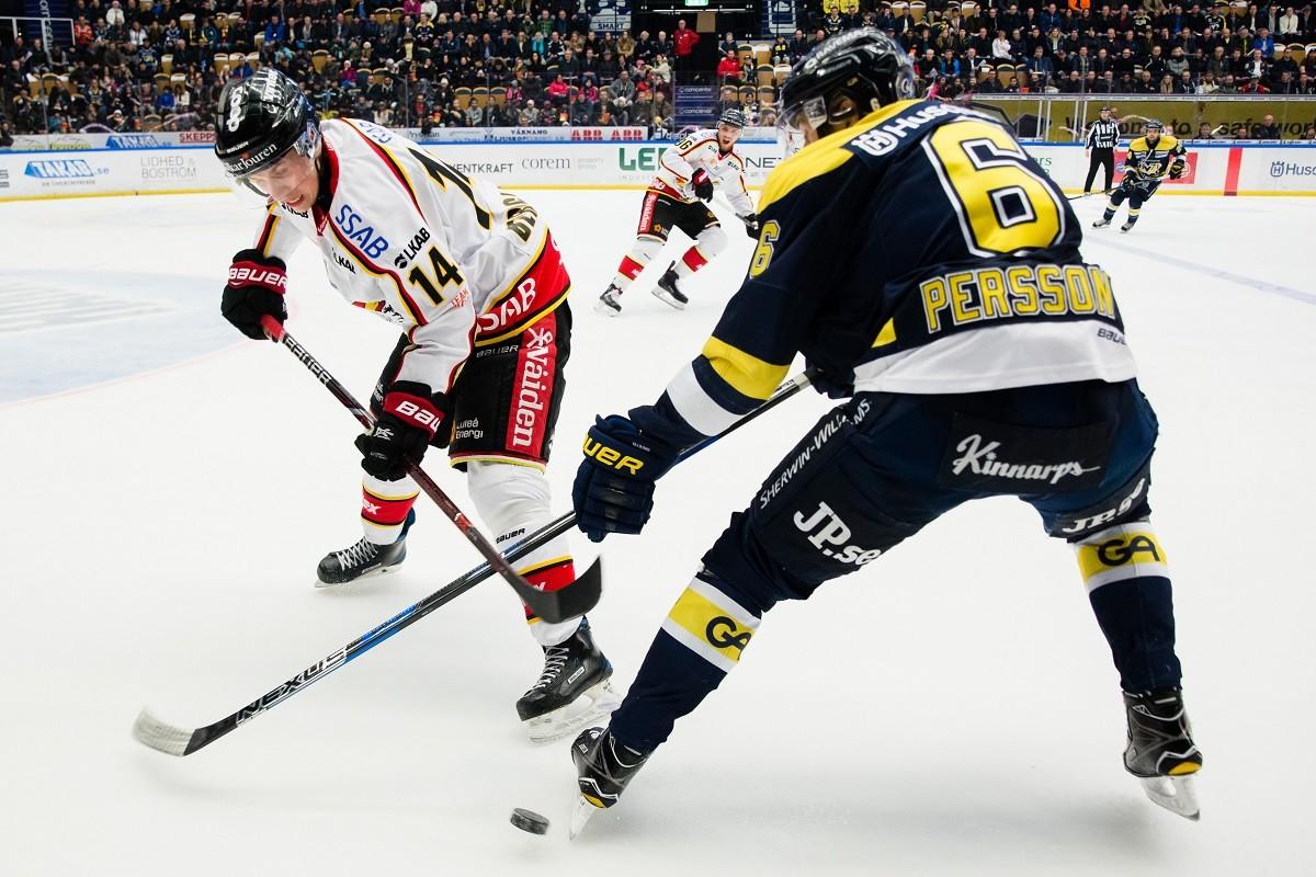 SMÄLLEN: Ny tung skada för HV71